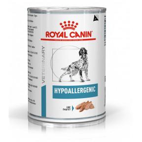 Влажный корм для собак Royal Canin Hypoallergenic Canine при аллергии, паштет 200 г