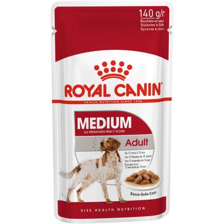 Влажный корм для собак Royal Canin Medium Adult (для средних пород) 140 г