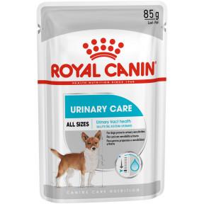 Влажный корм для собак Royal Canin Urinary Care для профилактики МКБ 85 г