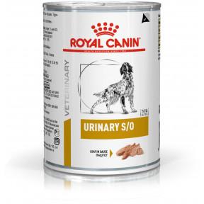 Влажный корм для собак Royal Canin Urinary S/O при мочекаменной болезни, паштет 200 г
