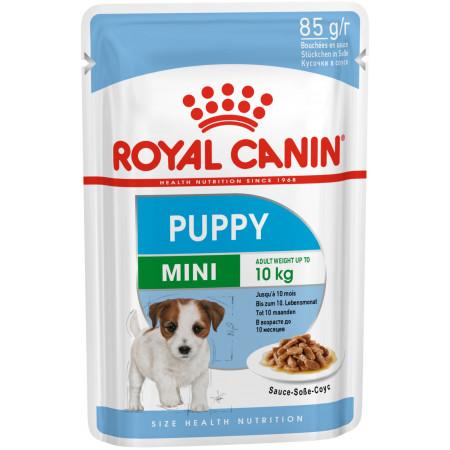 Влажный корм для щенков Royal Canin Mini Puppy (для мелких пород) 85 г