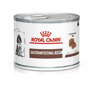 Влажный корм для щенков, для беременных и кормящих сук Royal Canin Gastrointestinal Puppy при болезнях ЖКТ 195 г