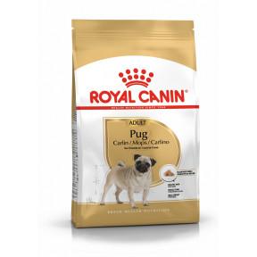 Сухой корм для Мопсов Royal Canin Pug Adult для собак от 10 месяцев 1.5 кг