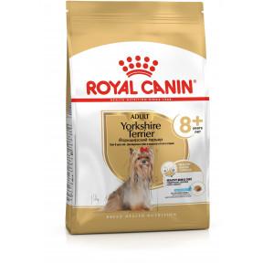 Сухой корм для пожилых Йоркширских Терьеров Royal Canin Yorkshire Terrier Adult 8+ (для мелких пород) 500 г