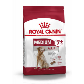 Сухой корм для пожилых собак Royal Canin Medium Adult 7+ (для средних пород) 4 кг