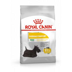 Сухой корм для собак Royal Canin Dermacomfort Mini для здоровья кожи и шерсти (для мелких пород) 3 кг