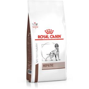 Сухой корм для собак Royal Canin Hepatic при заболеваниях печени 1.5 кг