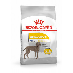 Сухой корм для собак Royal Canin Maxi Dermacomfort для здоровья кожи и шерсти (для крупных пород) 3 кг