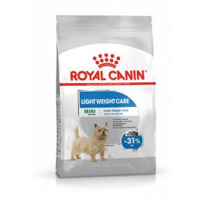 Сухой корм для собак Royal Canin Mini Light Weight Care при склонности к избыточному весу (для мелких пород) 1 кг