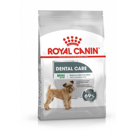 Сухой корм для собак Royal Canin Mini Dental Care для ухода за ротовой полостью (для мелких пород) 15 кг