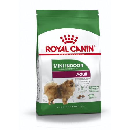 Сухой корм для собак Royal Canin Mini Indoor Adult для мелких пород, живущих в помещении 3 кг