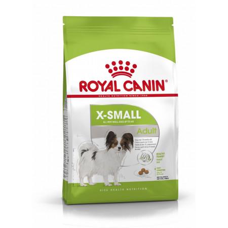 Сухой корм для собак Royal Canin X-Small Adult (для мелких и миниатюрных пород) 3 кг