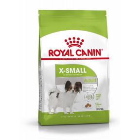 Сухой корм для собак Royal Canin X-Small Adult (для мелких и миниатюрных пород) 500 г