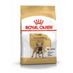 Сухой корм для Французского Бульдога Royal Canin French Bulldog Adult для здоровья кожи и шерсти 3 кг