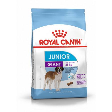 Сухой корм для щенков Royal Canin Giant Junior (для крупных и гигантских пород) 15 кг