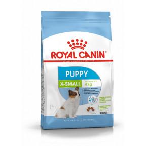 Сухой корм для щенков Royal Canin X-Small Puppy (для миниатюрных пород до 10 месяцев) 1.5 кг