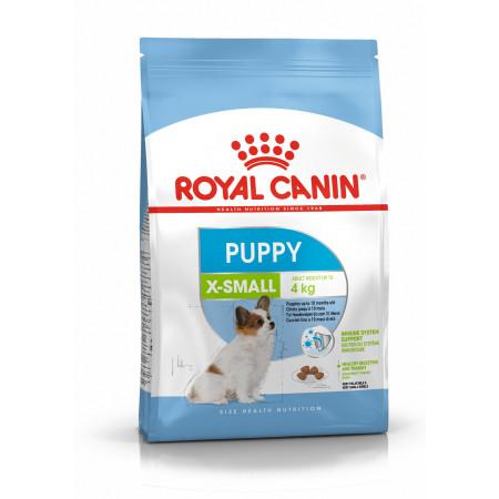 Сухой корм для щенков Royal Canin X-Small Puppy (для миниатюрных пород до 10 месяцев) 3 кг
