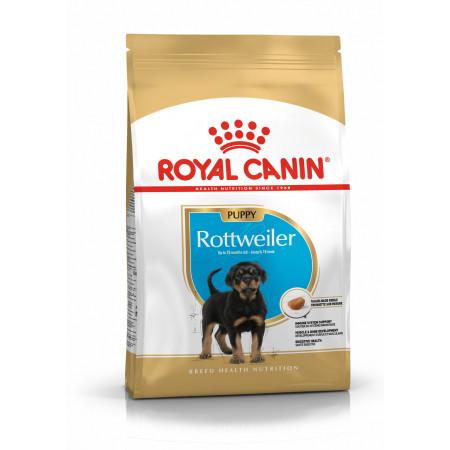 Сухой корм для щенков Ротвейлера Royal Canin Rottweiler Puppy для собак до 18 месяцев 12 кг