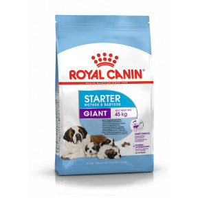 Сухой корм для щенков, для беременных и кормящих собак Royal Canin Giant Starter Mother & Babydog (для гигантских пород) 15 кг