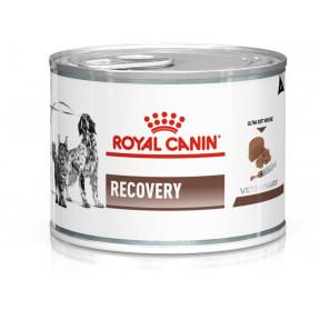 Влажный корм для собак и кошек Royal Canin Recovery в период восстановления после операции (мусс) 195 г