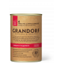 Влажный корм для собак Grandorf беззерновой, Говядина и Индейка 400 г