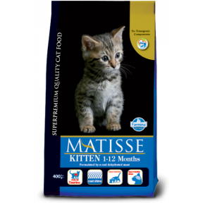 Сухой корм для котят Farmina Matisse Kitten с курицей c рисом 1.5 кг