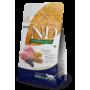 Сухой корм для кошек Farmina N&D Ancestral Grain низкозерновой, с ягненком, спельтой, с овсом и с черникой 1.5 кг