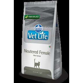 Сухой корм для Стерилизованных Кошек Farmina Vet Life Neutered Female 10 кг