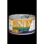 Влажный корм для собак Farmina N&D Ancestral Grain низкозерновой, ягненок и черника (для мелких пород) 140 г