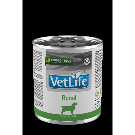 Влажный корм для собак Farmina Vet Life Renal при заболеваниях почек 300 г