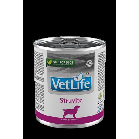 Влажный корм для собак Farmina Vet Life Struvite при мочекаменной болезни, для растворения струвитов 300 г