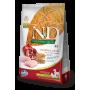 Сухой корм для пожилых собак Farmina N&D Ancestral Grain низкозерновой, с курицей, спельтой, с овсом и с гранатом (для мелких и средних пород) 2.5 кг