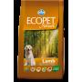 Сухой корм для собак Farmina Ecopet Natural при проблемах пищеварения и аллергии, с ягненком (для средних пород) 12 кг