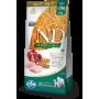 Сухой корм для собак Farmina N&D Ancestral Grain низкозерновой, с курицей, спельтой, с овсом и с гранатом (для средних и крупных пород) 12 кг + 3 кг