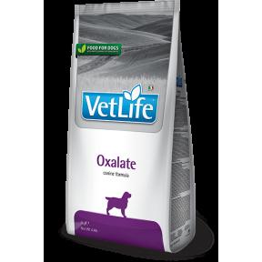 Сухой корм для собак Farmina Vet Life Oxalate при мочекаменной болезни, при заболеваниях почек 2 кг