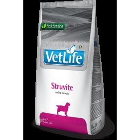 Сухой корм для собак Farmina Vet Life Struvite при мочекаменной болезни, для растворения струвитов 2 кг