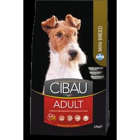 Сухой корм для собак Farmina Cibau Adult Mini с курицей (для мелких пород) 2.5 кг