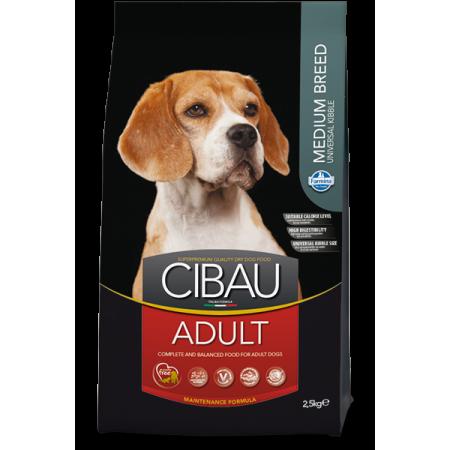 Сухой корм для собак Farmina Cibau Adult Medium с курицей (для средних пород) 12 кг
