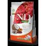 Сухой корм для собак Farmina N&D Quinoa беззерновой, для здоровья кожи и блеска шерсти, с сельдью, с киноа, с кокосом, с куркумой 2.5 кг