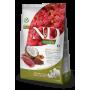 Сухой корм для собак Farmina N&D Quinoa беззерновой, для здоровья кожи и блеска шерсти, с уткой, с киноа, с кокосом, с куркумой 7 кг