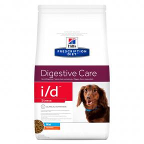 Сухой диетический корм для собак Hill's Prescription Diet Digestive Care i/d Stress при болезнях ЖКТ при стрессе, с курицей (для мелких пород) 1.5 кг