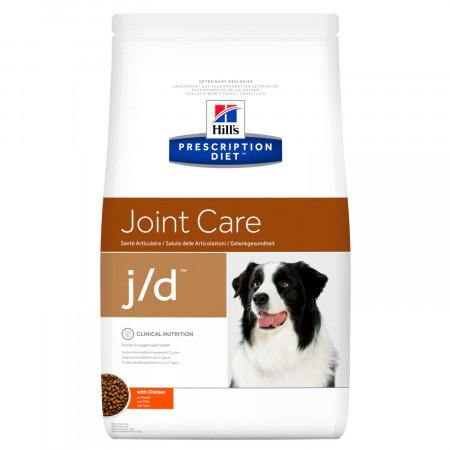 Сухой диетический корм для собак Hill's Prescription Diet Joint Care j/d при болезнях суставов с курицей 12 кг