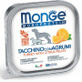 Влажный корм для собак Monge Monoprotein индейка с цитрусовыми 150 г