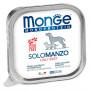 Влажный корм для собак Monge Monoprotein, говядина 150 г