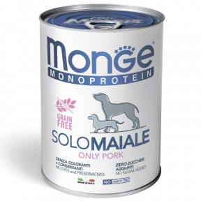 Влажный корм для собак Monge Monoprotein, утка 400 г