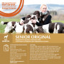 Сухой корм для пожилых собак Wellness CORE Senior Original All Breeds беззерновой, с индейкой с курицей 10 кг