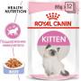 Влажный корм для котят Royal Canin Kitten кусочки в желе 85 г