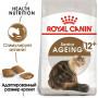 Сухой корм для пожилых кошек старше 12 лет Royal Canin Ageing 12+ для профилактики МКБ 400 г