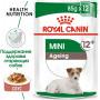 Влажный корм для пожилых собак от 12+ лет Royal Canin Mini Ageing для профилактики МКБ (для мелких пород) 85 г