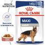 Влажный корм для собак Royal Canin Maxi Adult (для крупных пород) 140 г